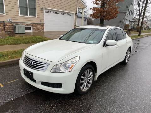 2008 Infiniti G35 for sale at Jordan Auto Group in Paterson NJ