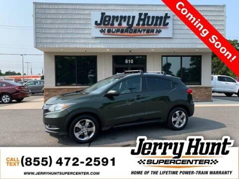 2017 Honda HR-V for sale at Jerry Hunt Supercenter in Lexington NC
