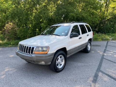 1999 Jeep Grand Cherokee for sale at Unique Auto Sales in Knoxville TN