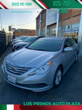2014 Hyundai Sonata for sale at Los Primos Auto Plaza in Antioch CA