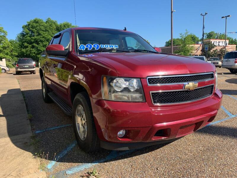 2007 Chevrolet Avalanche for sale at DRIVE ZONE AUTOS in Montgomery AL