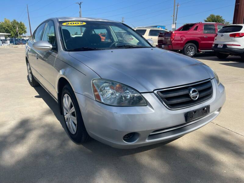 2002 Nissan Altima for sale at AP Auto Brokers in Longmont CO