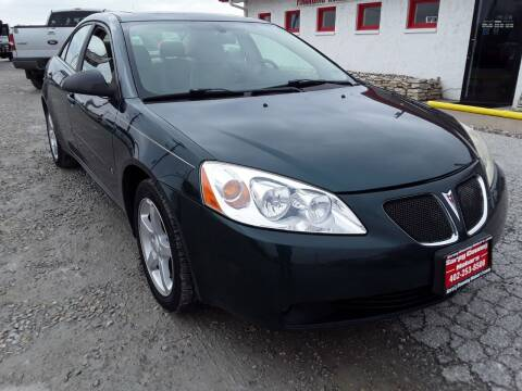 2007 Pontiac G6 for sale at Sarpy County Motors in Springfield NE