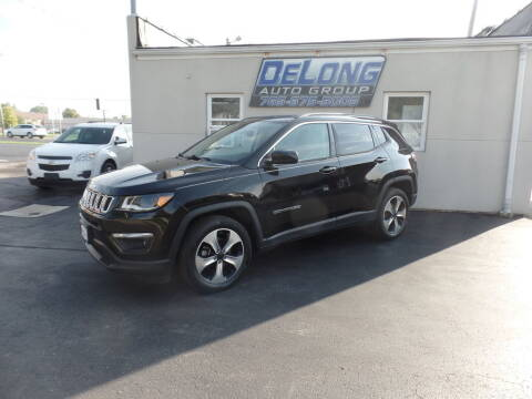 2017 Jeep Compass for sale at DeLong Auto Group in Tipton IN