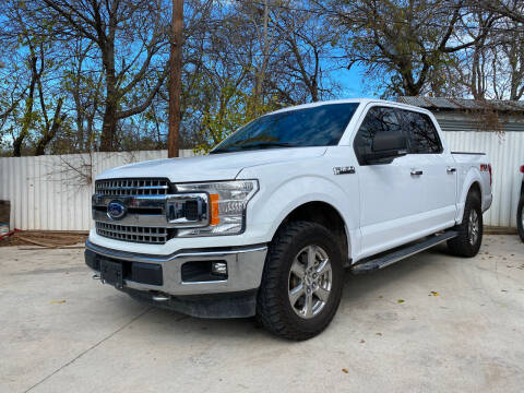 2018 Ford F-150 for sale at Speedway Motors TX in Fort Worth TX