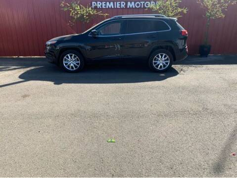 2014 Jeep Cherokee for sale at Premier Motors in Milton Freewater OR