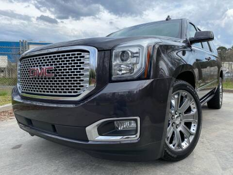 2016 GMC Yukon XL for sale at Cobb Luxury Cars in Marietta GA