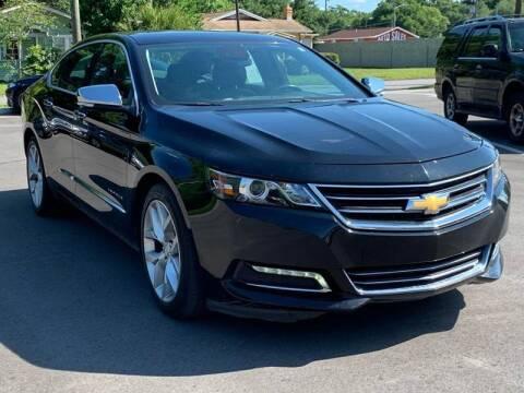 2014 Chevrolet Impala for sale at Consumer Auto Credit in Tampa FL