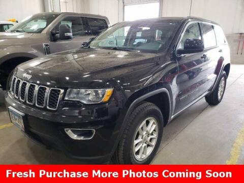 2018 Jeep Grand Cherokee for sale at Nyhus Family Sales in Perham MN