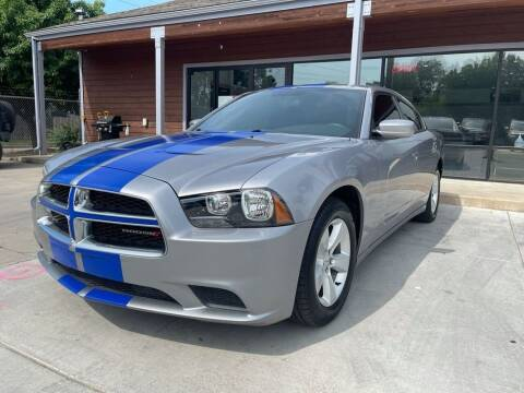 2014 Dodge Charger for sale at Global Automotive Imports in Denver CO