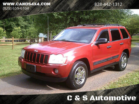 2005 Jeep Grand Cherokee for sale at C & S Automotive in Nebo NC