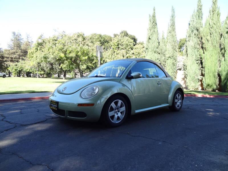 2007 Volkswagen New Beetle Convertible for sale in Turlock, CA