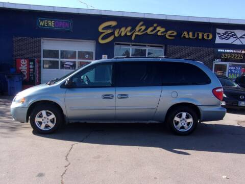 2005 Dodge Grand Caravan for sale at Empire Auto Sales in Sioux Falls SD
