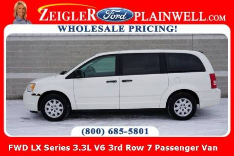2008 Chrysler Town and Country for sale at Zeigler Ford of Plainwell- michael davis in Plainwell MI
