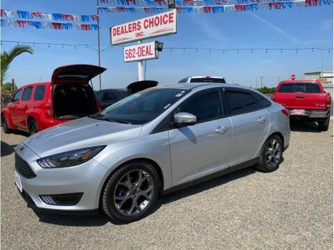 2015 Ford Focus for sale at Dealers Choice Inc in Farmersville CA