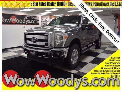 2014 Ford F-350 Super Duty for sale at WOODY'S AUTOMOTIVE GROUP in Chillicothe MO