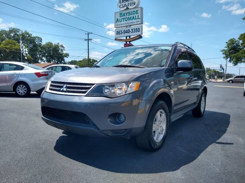 2009 Mitsubishi Outlander for sale at BAYSIDE AUTOMALL in Lakeland FL