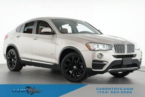 2017 BMW X4 for sale at JumboAutoGroup.com - Carsntoyz.com in Hollywood FL