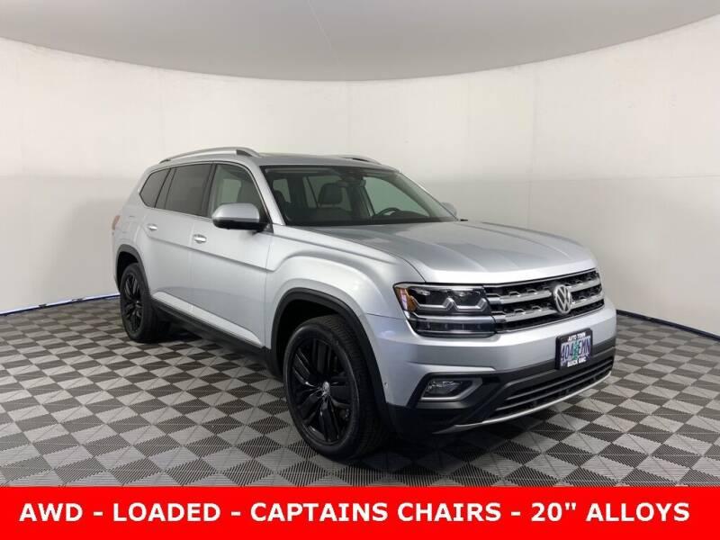 2018 Volkswagen Atlas for sale in Milwaukie, OR