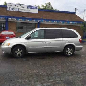 2005 Dodge Caravan for sale at Duke Automotive Group in Cincinnati OH