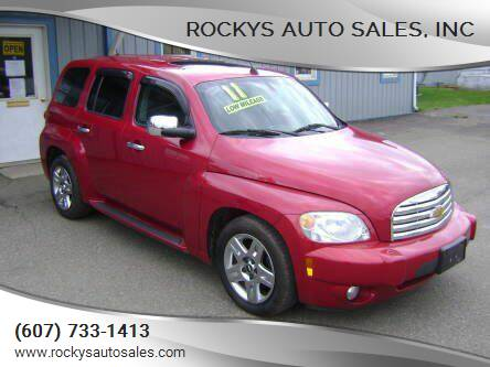 2011 Chevrolet HHR for sale at Rockys Auto Sales, Inc in Elmira NY