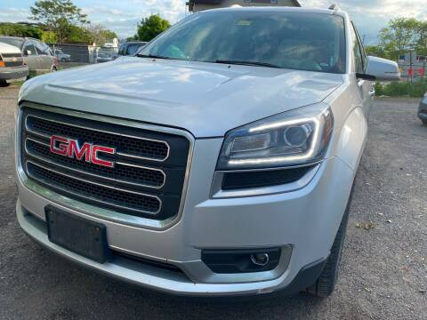 2014 GMC Acadia for sale at Best Cars R Us in Plainfield NJ