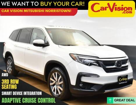 2019 Honda Pilot for sale at Car Vision Mitsubishi Norristown in Norristown PA