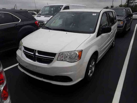 2011 Dodge Grand Caravan for sale at Government Fleet Sales in Kansas City MO