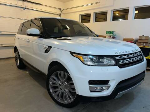 2014 Land Rover Range Rover Sport for sale at ALIC MOTORS in Boise ID