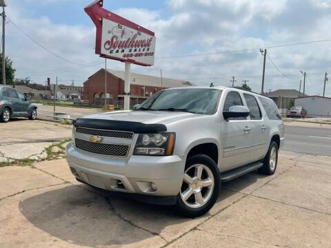 2011 Chevrolet Suburban for sale at Southwest Car Sales in Oklahoma City OK