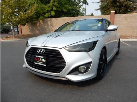 2015 Hyundai Veloster for sale at A-1 Auto Wholesale in Sacramento CA