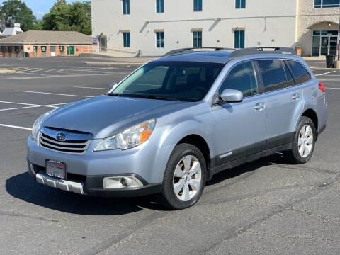 2012 Subaru Outback for sale at CAR SPOT INC in Philadelphia PA