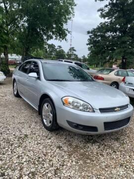 2011 Chevrolet Impala for sale at H-Town Elite Auto Sales in Houston TX