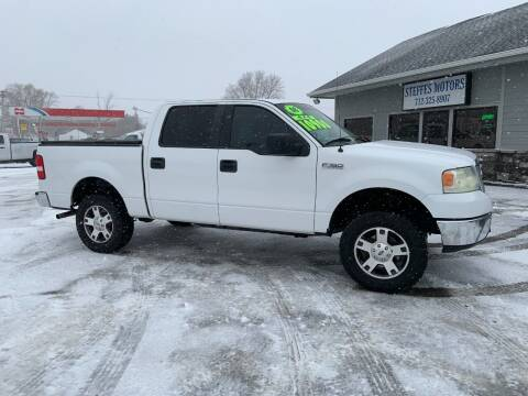 2008 Ford F-150 for sale at Steffes Motors in Council Bluffs IA