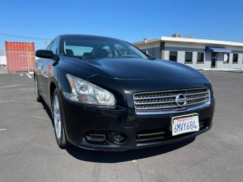 2010 Nissan Maxima for sale at Approved Autos in Sacramento CA