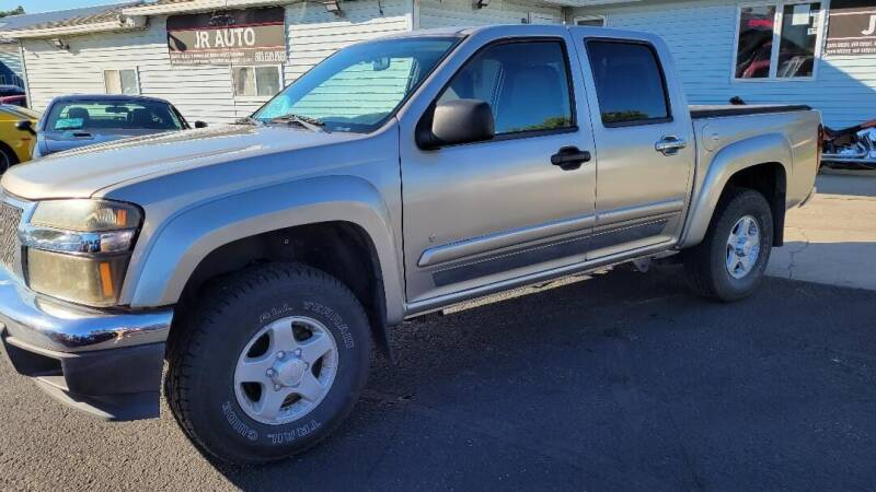 2008 GMC Canyon for sale at JR Auto in Brookings SD