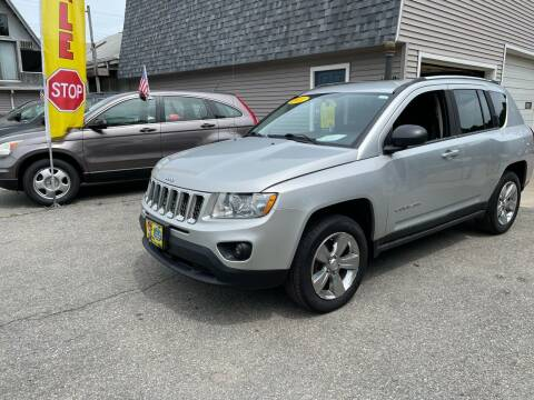 2011 Jeep Compass for sale at JK & Sons Auto Sales in Westport MA