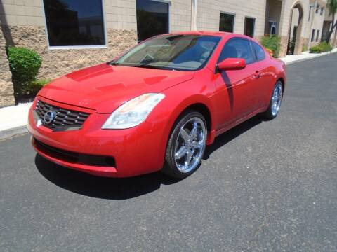 2009 Nissan Altima for sale at COPPER STATE MOTORSPORTS in Phoenix AZ