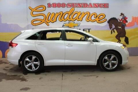 2015 Toyota Venza for sale at Sundance Chevrolet in Grand Ledge MI