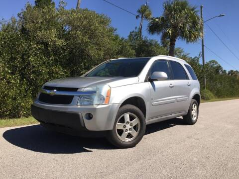2006 Chevrolet Equinox for sale at VICTORY LANE AUTO SALES in Port Richey FL