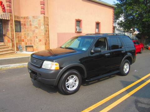 2003 Ford Explorer for sale at Cali Auto Sales Inc. in Elizabeth NJ