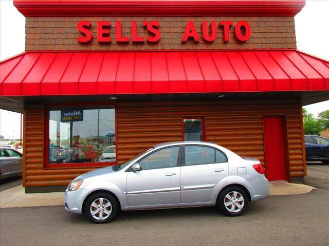 2011 Kia Rio for sale at Sells Auto INC in Saint Cloud MN