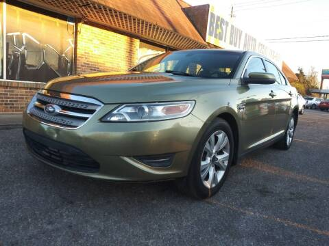 2012 Ford Taurus for sale at Best Buy Auto in Mobile AL