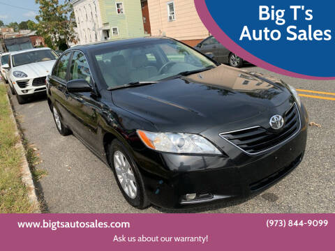 2008 Toyota Camry for sale at Big T's Auto Sales in Belleville NJ
