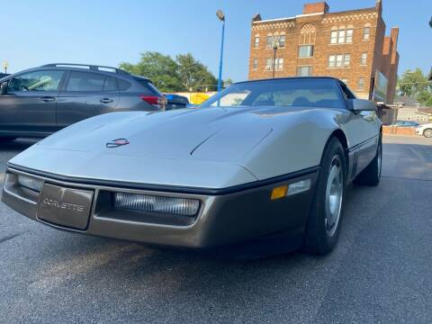 1987 Chevrolet Corvette for sale at H C Motors in Royal Oak MI
