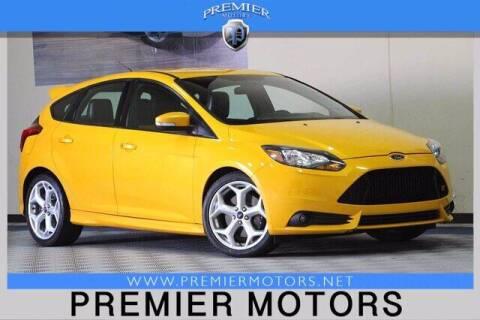 2013 Ford Focus for sale at Premier Motors in Hayward CA