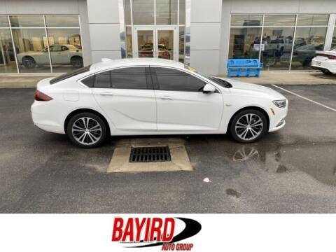 2019 Buick Regal Sportback for sale at Bayird Truck Center in Paragould AR