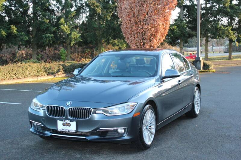 2014 BMW 3 Series for sale at Top Gear Motors in Lynnwood WA