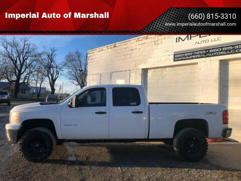 2011 Chevrolet Silverado 2500HD for sale at Imperial Auto of Marshall in Marshall MO