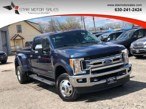 2017 Ford F-350 Super Duty for sale at Star Motor Sales in Downers Grove IL